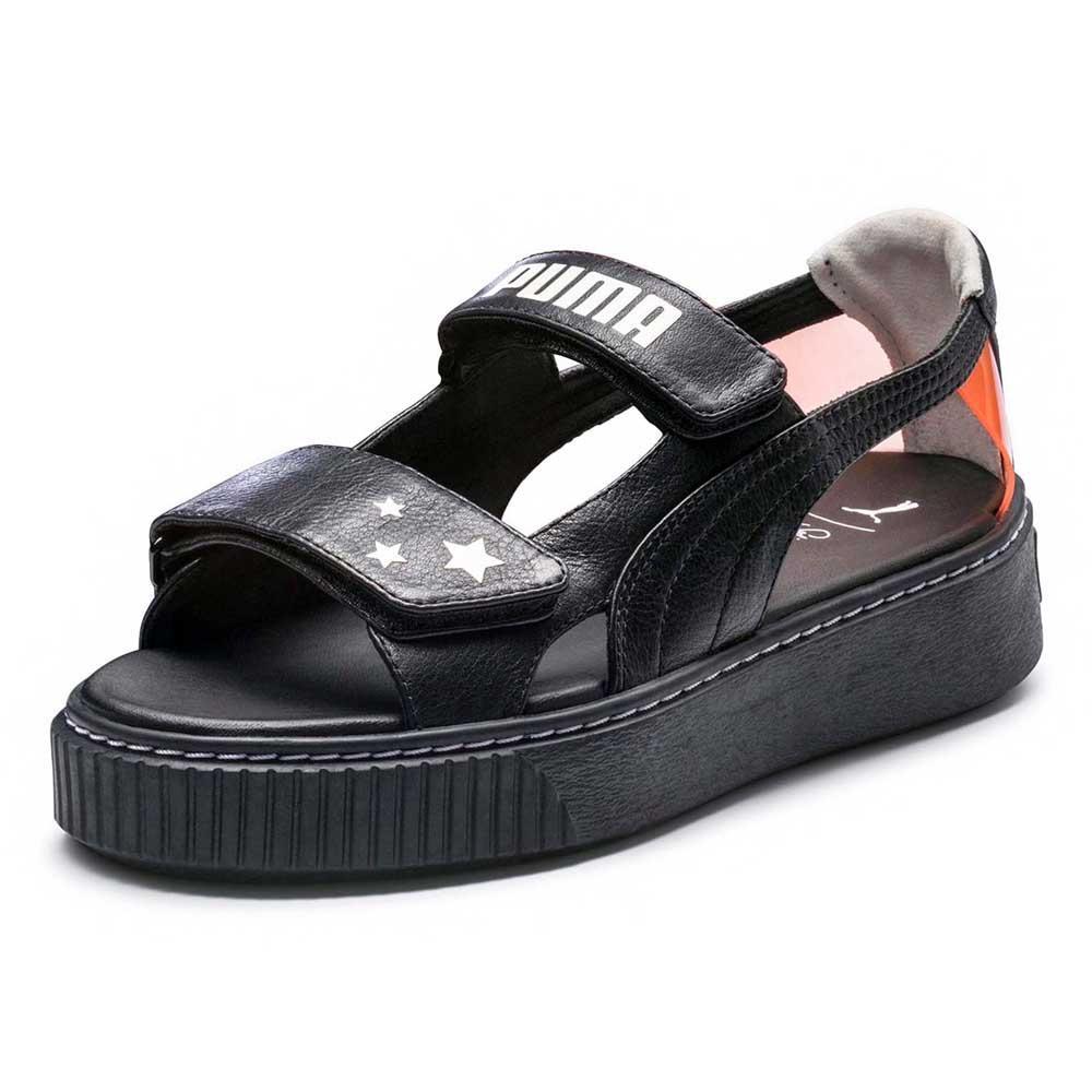 b284c915002 Puma Platform Sandal SW Black buy and offers on Dressinn