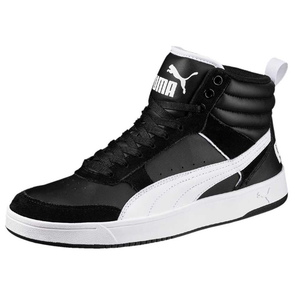 Puma Rebound Street v2 Sort køb og tilbud, Dressinn Sneakers