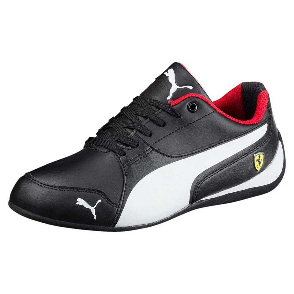 8647a5374a8d Puma Scuderia Ferrari Drift Cat 7 Black