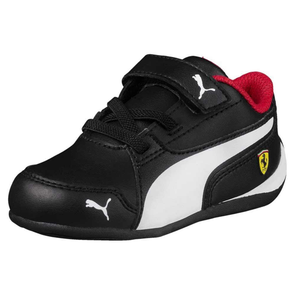 98c22a5ed2 Puma Scuderia Ferrari Drift Cat 7 V Infant Black