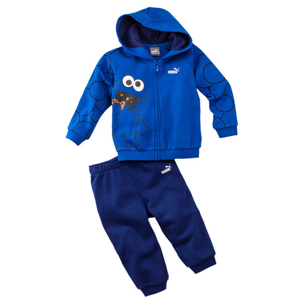 15e252f1e1aa Puma Sesame Street Hooded Jogger buy and offers on Dressinn