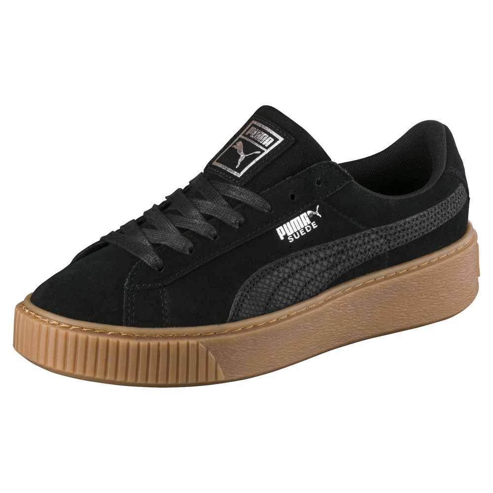 Puma select Suede Platform Animal