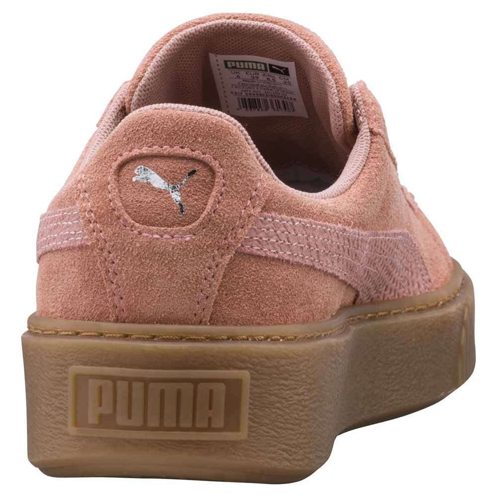 Puma select Suede Platform Animal