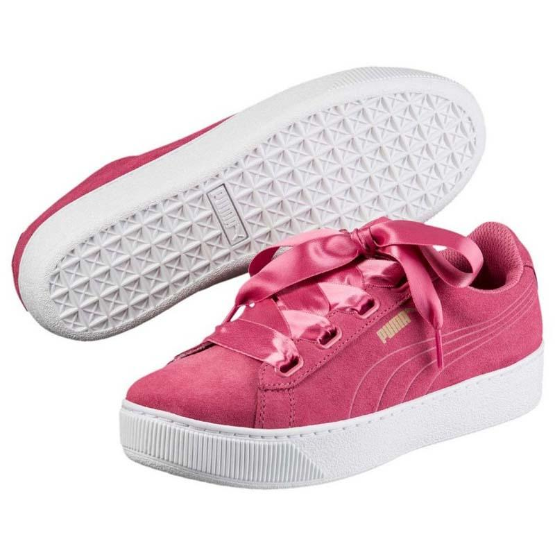 Puma Vikky Platform Ribbon Pink buy and
