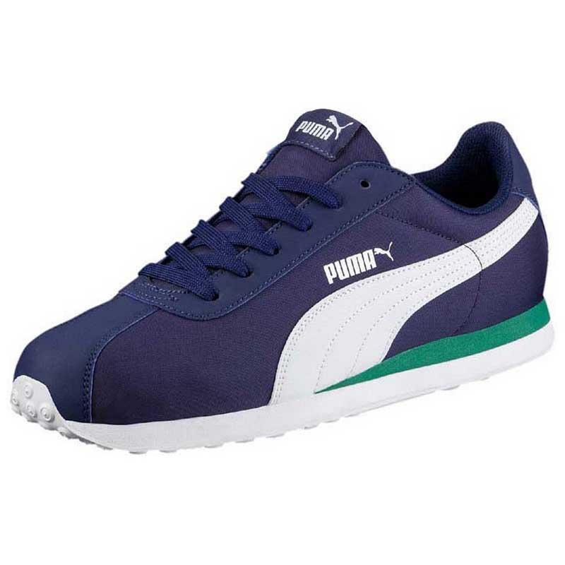 Puma Turin NL Blå kjøp og tilbud, Dressinn Sneakers