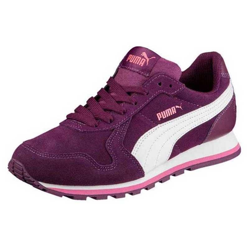 d933414e8d2 Puma ST Runner SD Purple buy and offers on Dressinn