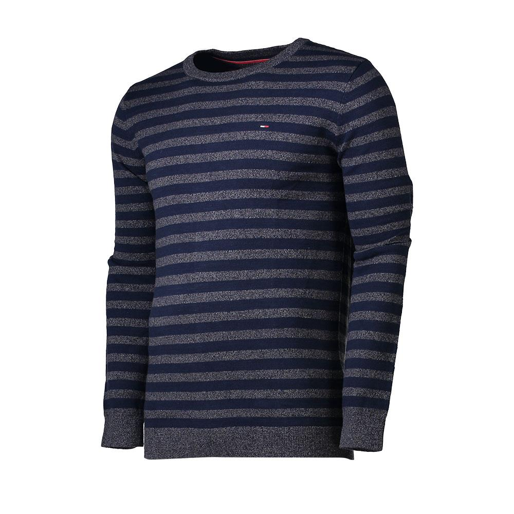 Pull-overs Tommy-hilfiger-denim Stripe Cn Sweater