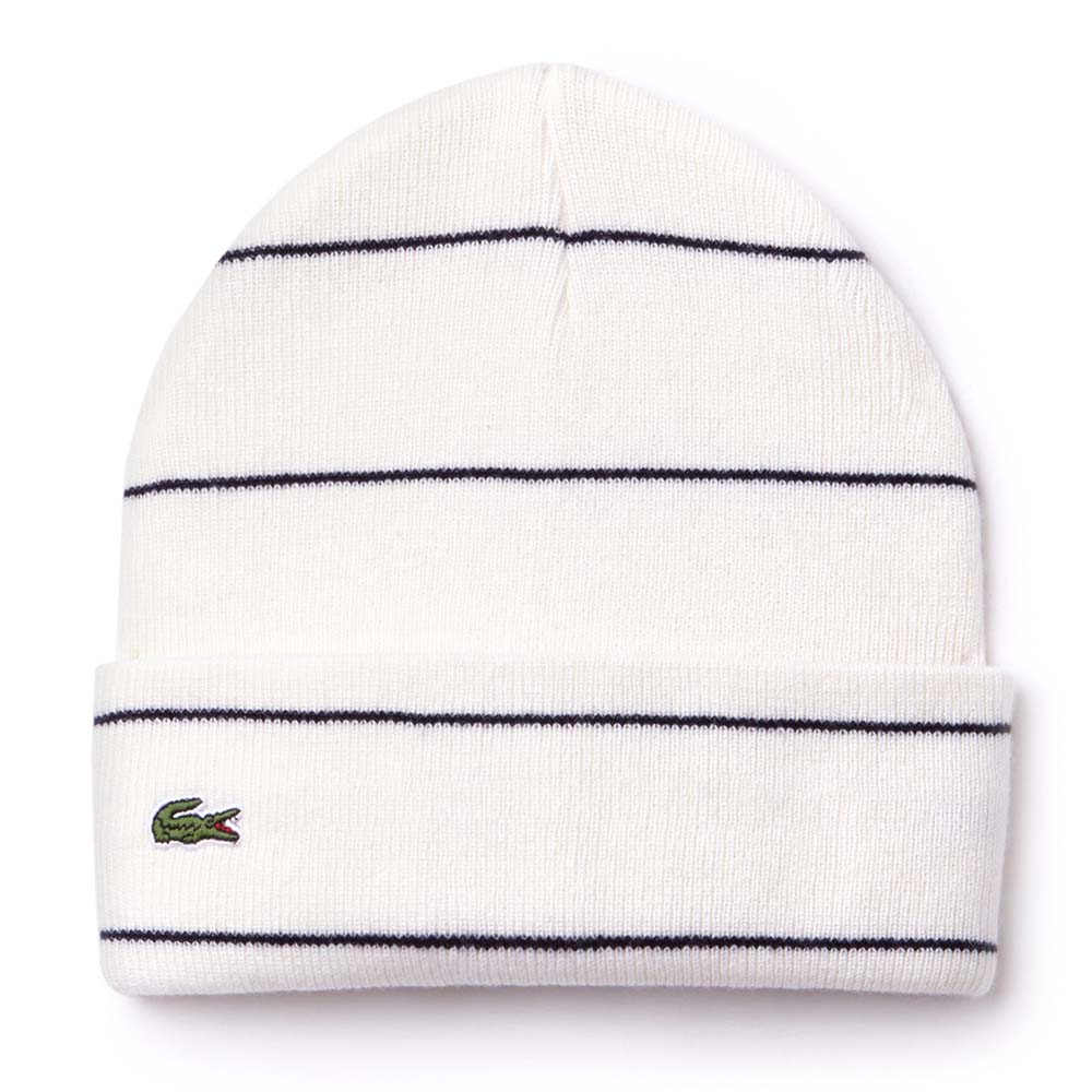 e84921daa5 LACOSTE LIVE! Knitted Cap Blanc acheter et offres sur Dressinn