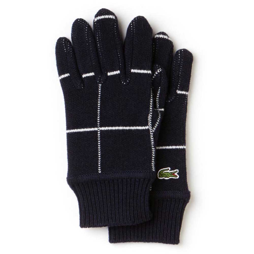 62a974ebd95bf2 LACOSTE LIVE! Gloves White buy and offers on Dressinn