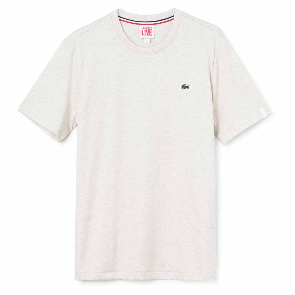 f45cfd0a587d1b LACOSTE LIVE! T Shirt White buy and offers on Dressinn