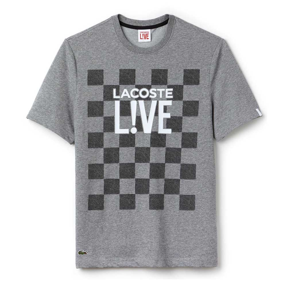lacoste live t shirt comprar e ofertas na dressinn t shirts. Black Bedroom Furniture Sets. Home Design Ideas