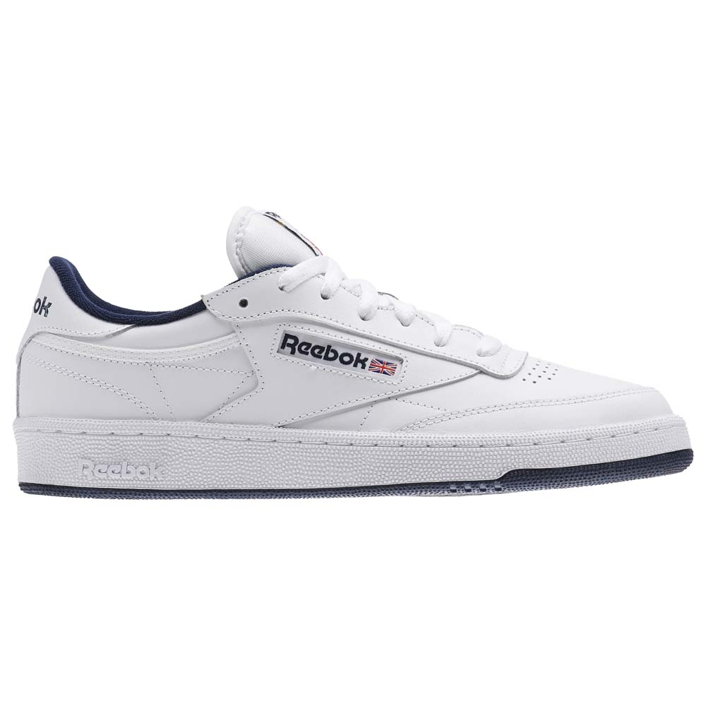 Sneakers Reebok-classics Club C 85 EU 34 1/2 Int-White / Navy