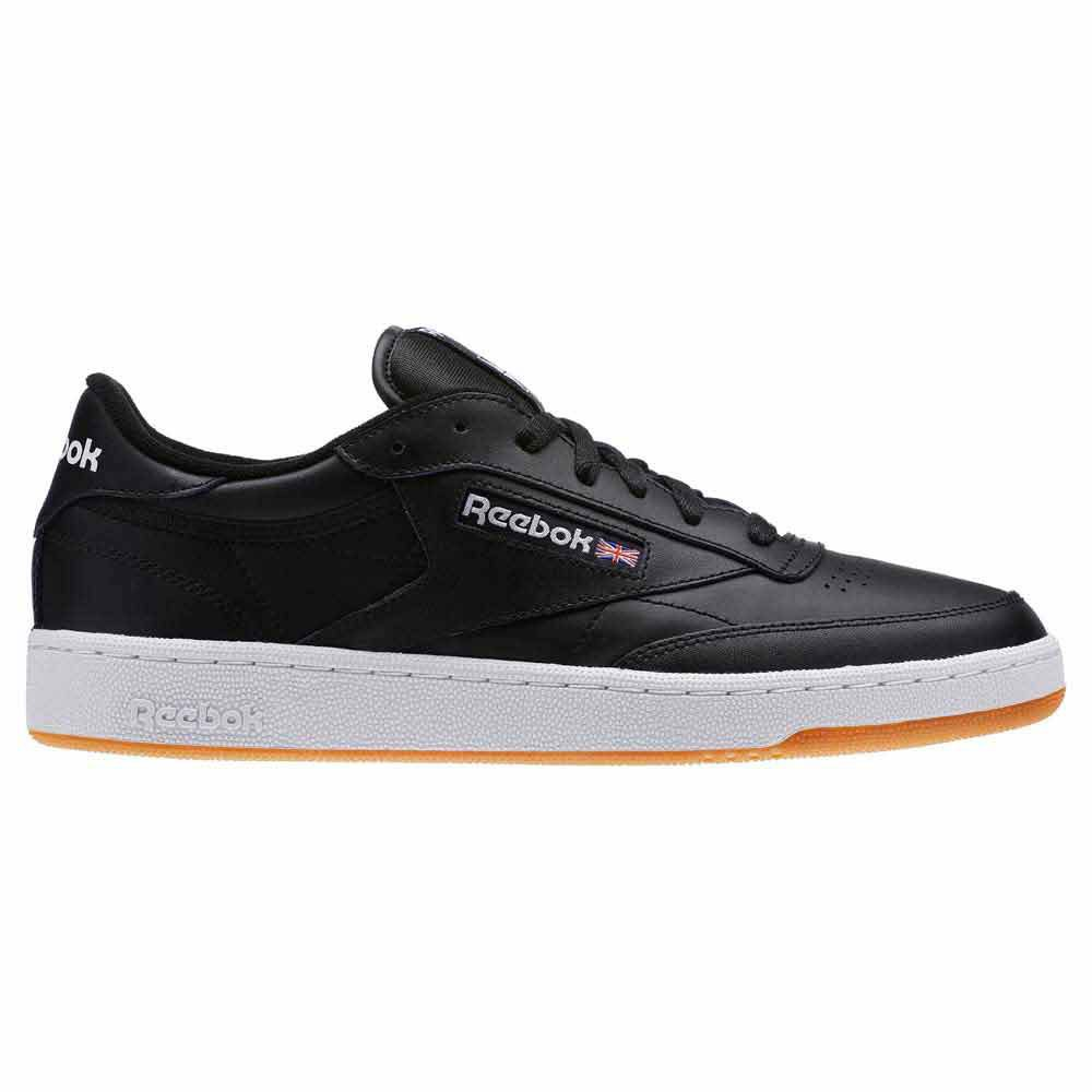 Sneakers Reebok-classics Club C 85 EU 44 1/2 Int-Black / White-Gum