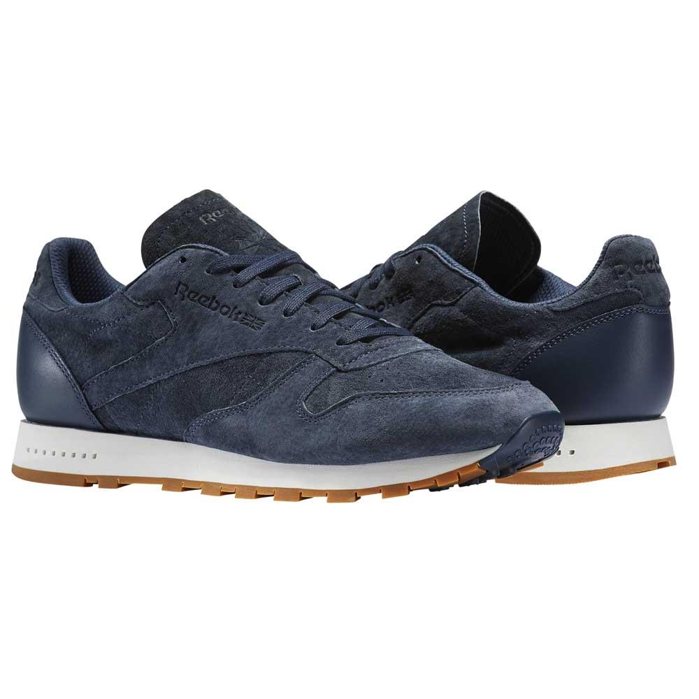 Reebok Classics Classic Leather Spp Sneakers Blå Herresko