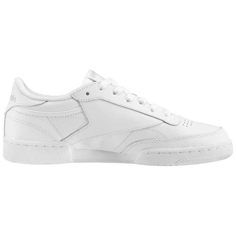 Kjøp Reebok Classic Club C 85 WhiteLight Grey sko Online