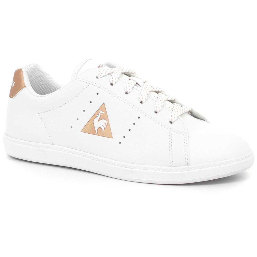 3204c3ee53b2 Le coq sportif Courtone GS S Leather buy and offers on Dressinn