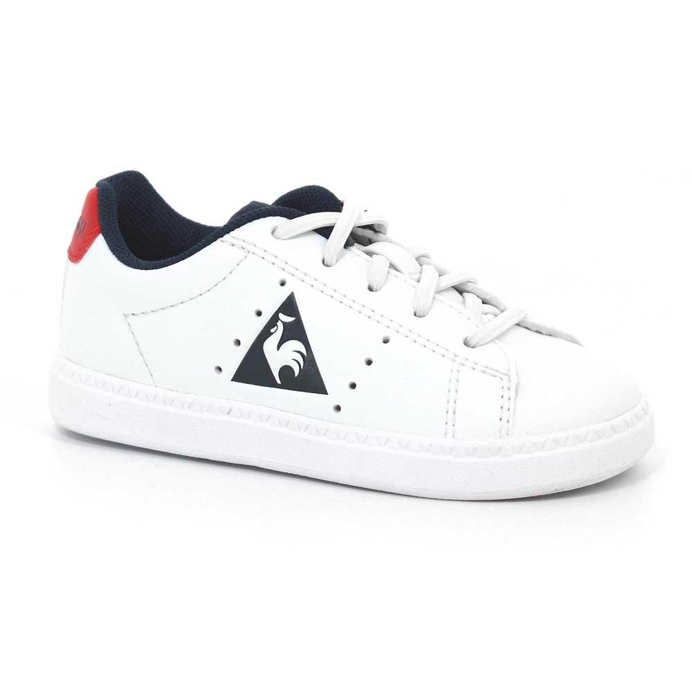 272585698c96 Le coq sportif Courtone S Leather White