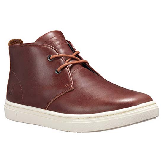 Timberland 3.0 PLAIN TOE CHUKKA Marron