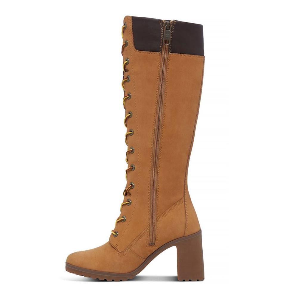 Timberland Women's Lace up boots ALLINGTON 14IN SIDE ZIP