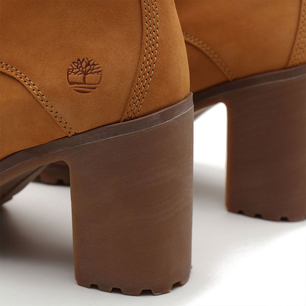 Allington Timberland Women's 6 Inch Lace Up Boot Wheat