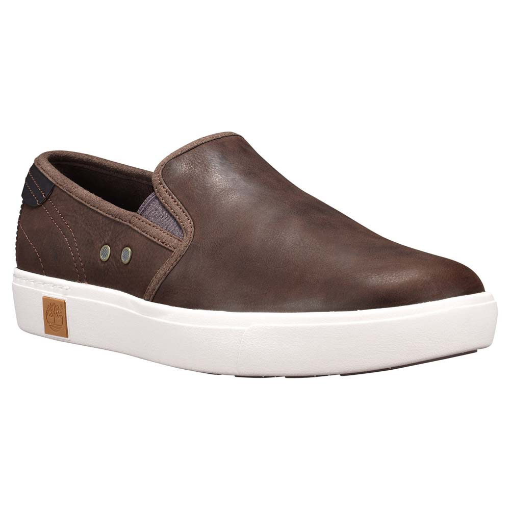 Timberland Amherst Leather Slip On Wide