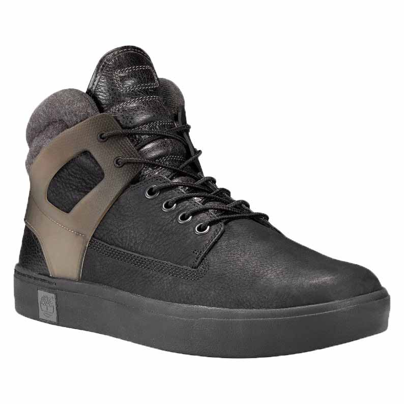 Timberland Amherst Winter Chukka Wide Noir, Dressinn