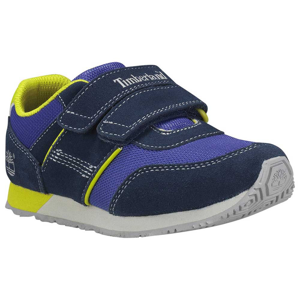 ebcebae3f1b7 TIMBERLAND City Scamper Oxford Junior Blue