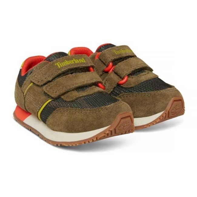 29ea4233f2c7 Timberland City Scamper Oxford Toddler Grön
