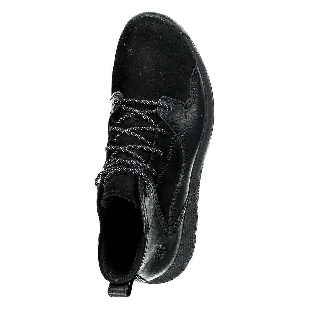 3c578fef Timberland Flyroam Leather Hike Junior Negro, Dressinn