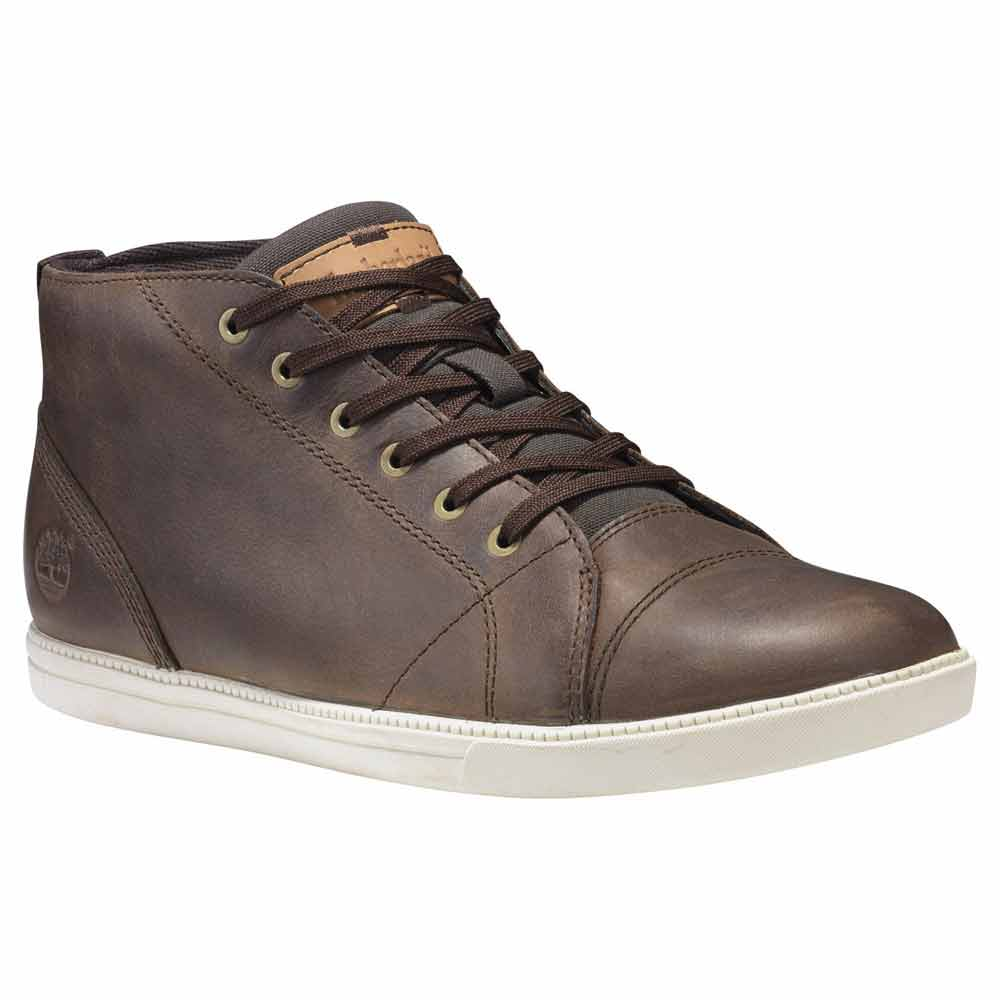 Timberland Folk Cap Toe Chukka Brown Buy And Offers On