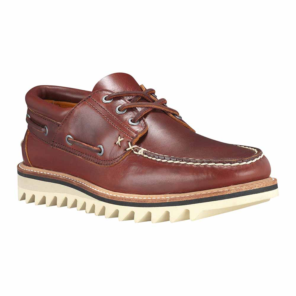 Timberland Selbyville 3 Eye Wide Marrone, Dressinn