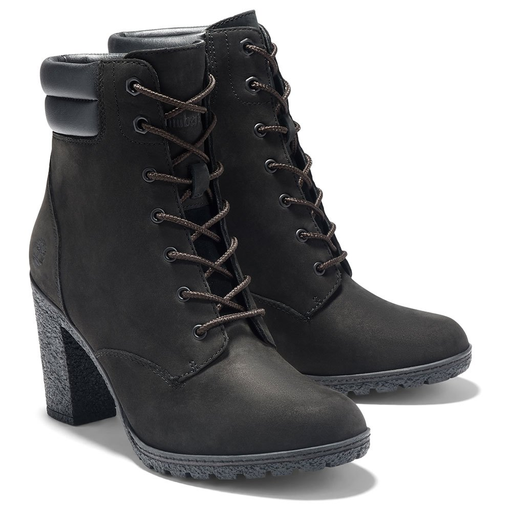 Timberland Tillston 6 In Double Collar Water Resistant Boot Wide