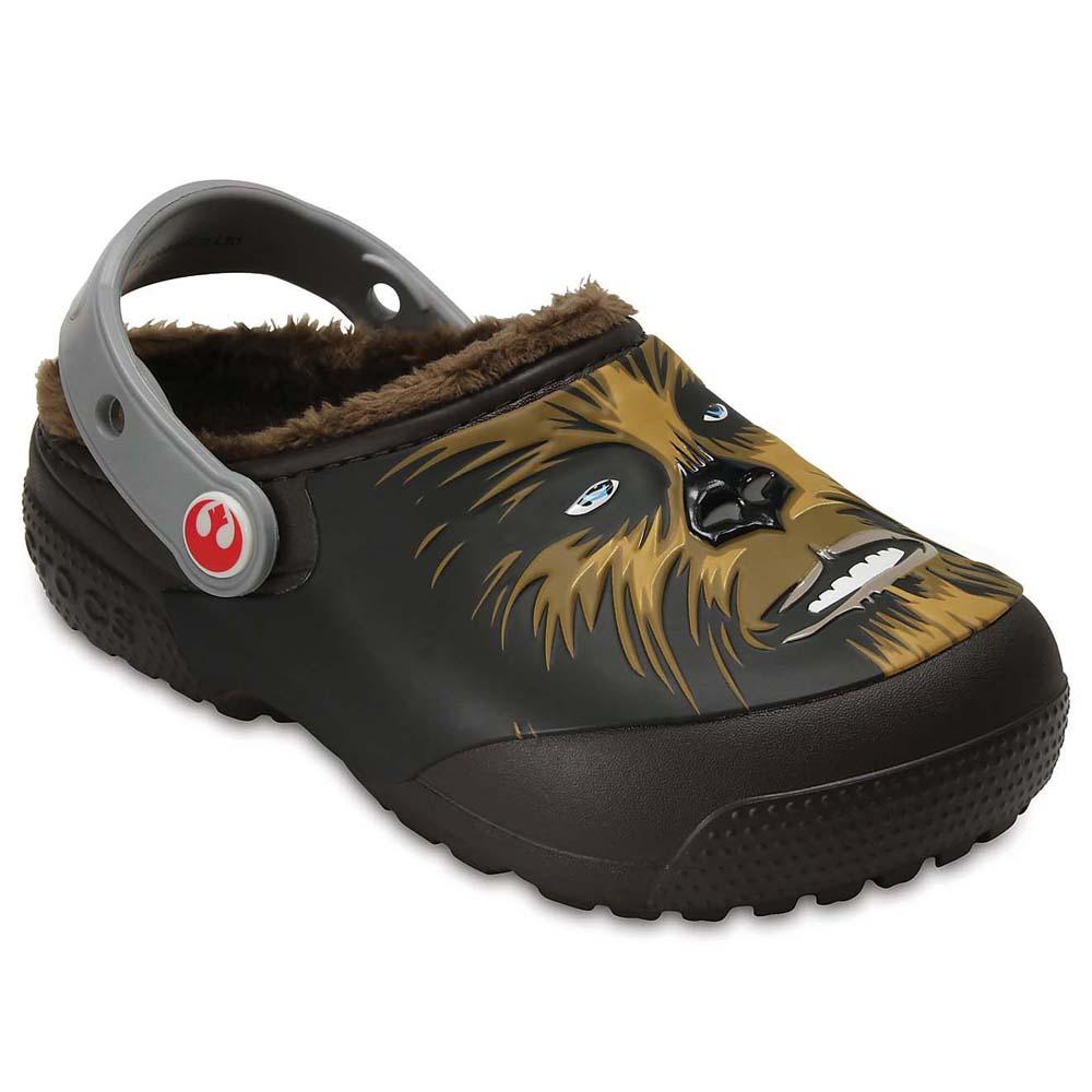 uk availability 83fb3 8e93a Crocs FunLab Lined Chewbacca K