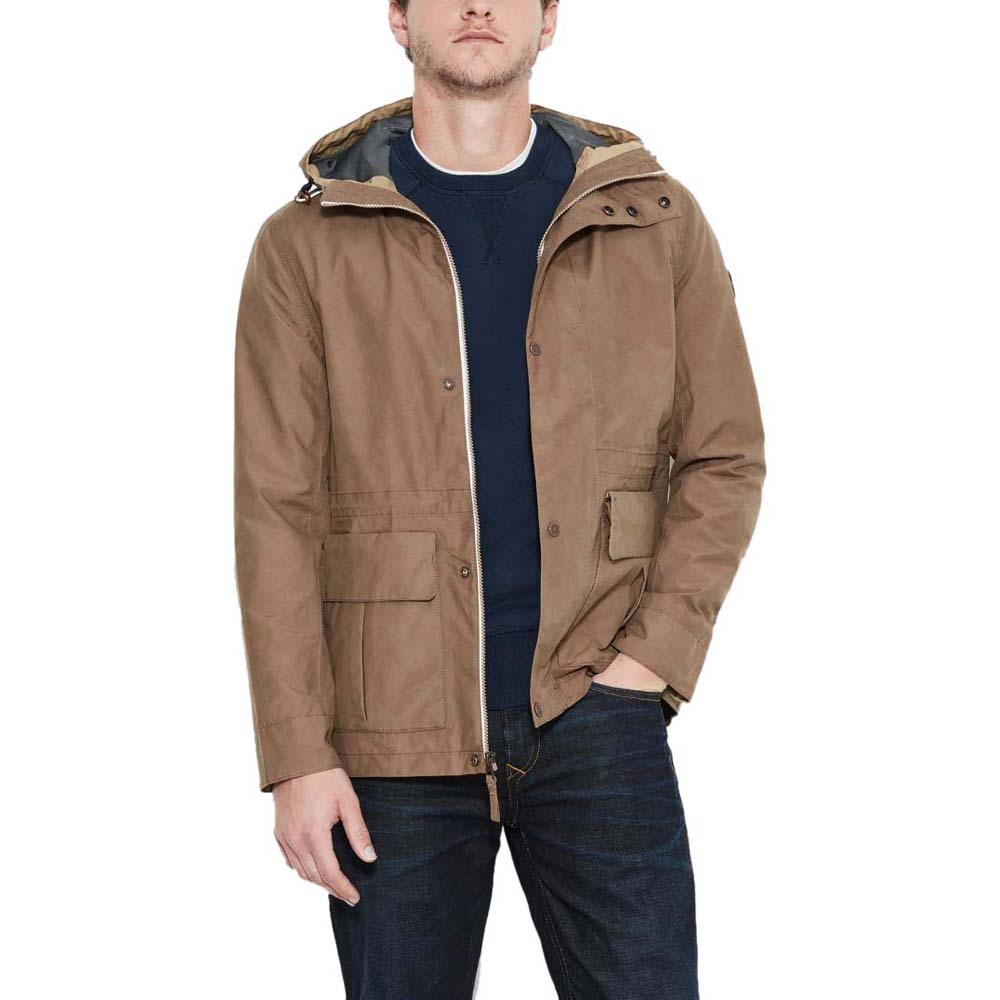 542a5df539 Timberland Mount Clay Wharf Bomber CLS Brązowy
