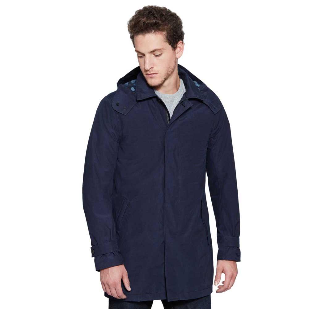 c2f5b8395 Timberland Mount Reagan Winter Hooded Raincoat Grey