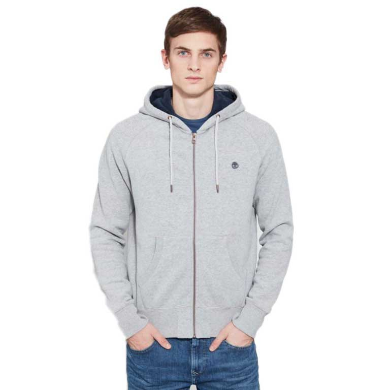 Hoody River Full Grey Exeter Dressinn Zip Timberland wqFxf6n