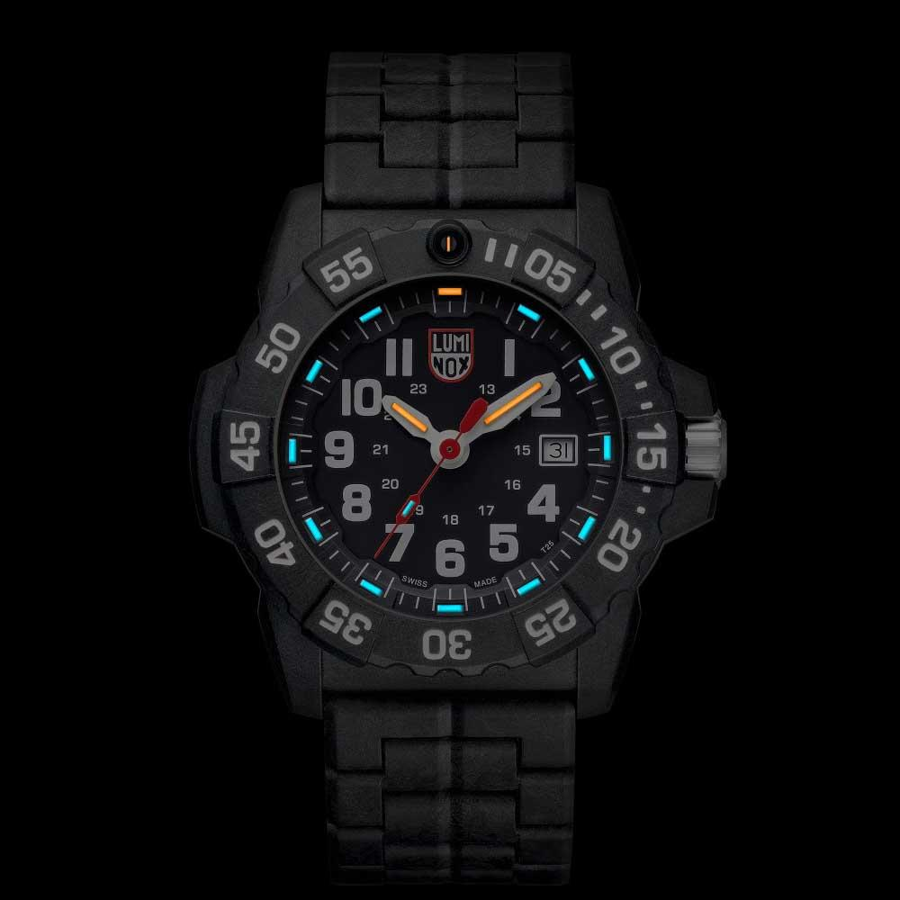 bas prix a9431 0b930 Luminox Navy Seal 3502
