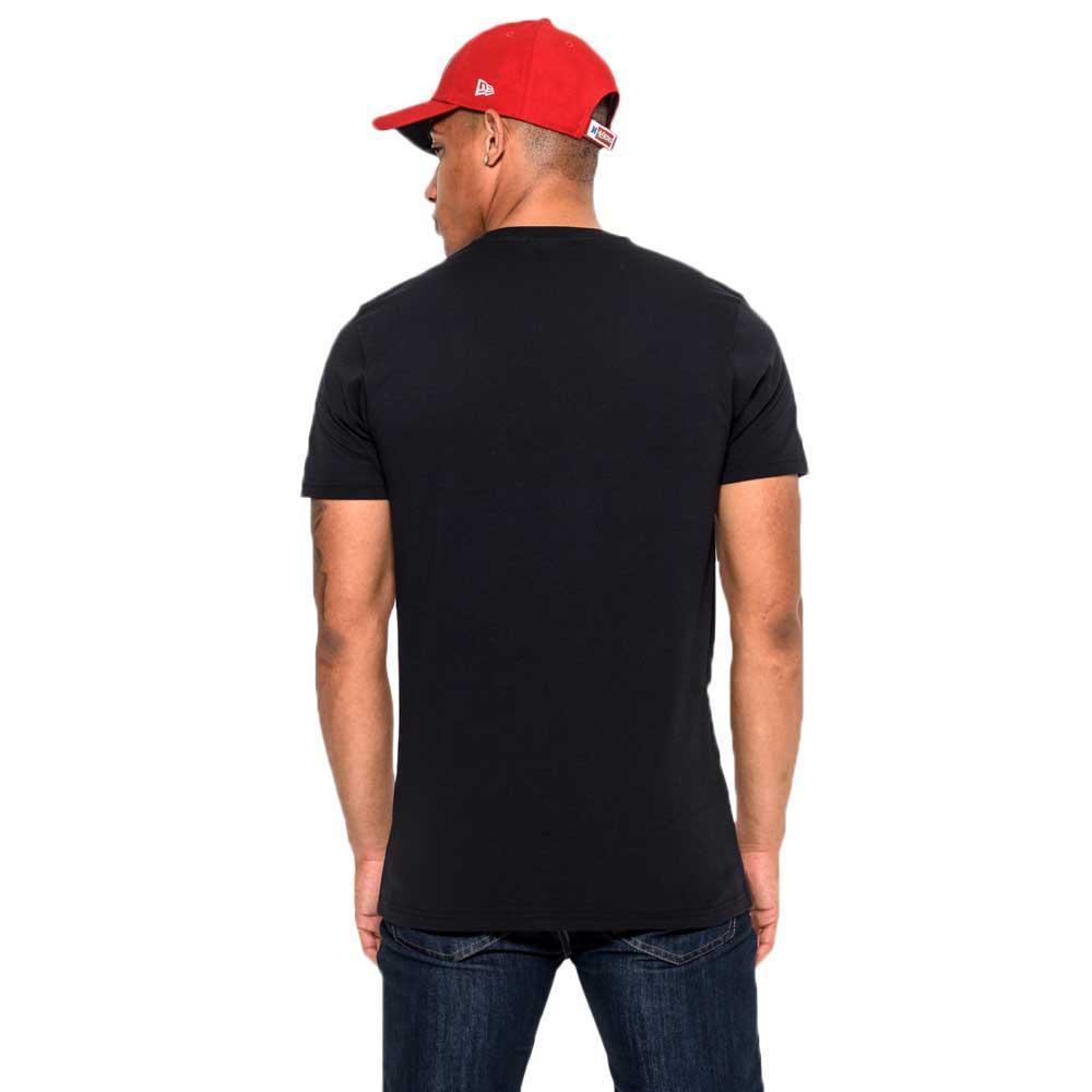T-shirts New-era San Francisco 49ers Team Logo Tee