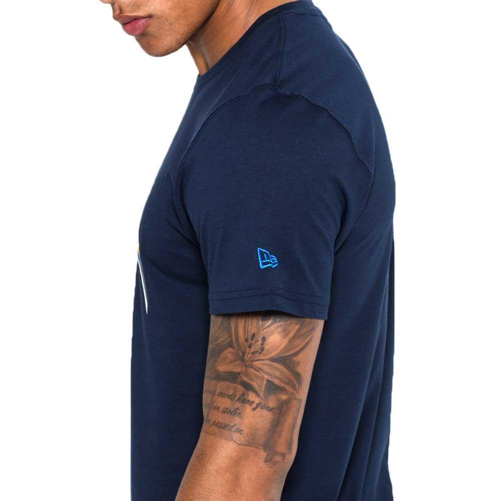 New Era San Diego Chargers Team Logo Tee Buy And Offers On
