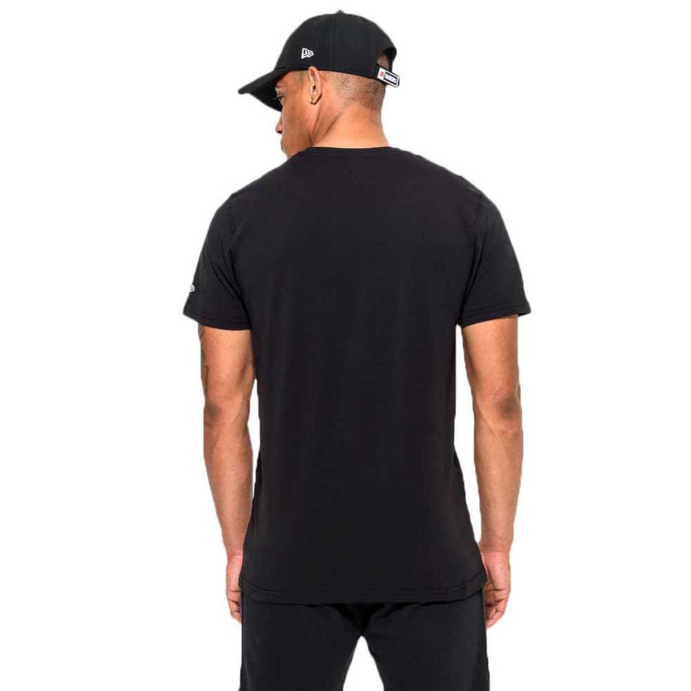 T-shirts New-era Oakland Raiders Team Logo Tee