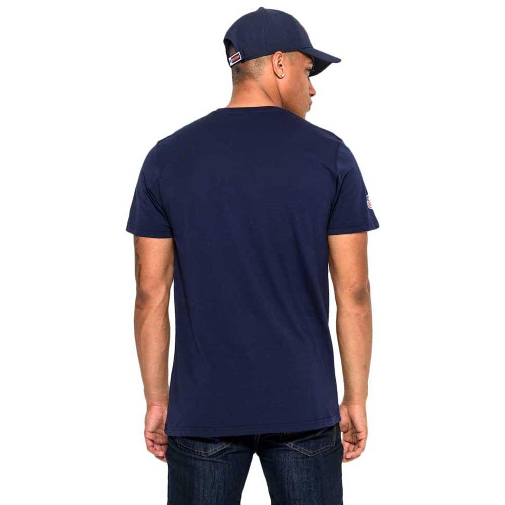 T-shirts New-era Chicago Bears Team Logo Tee
