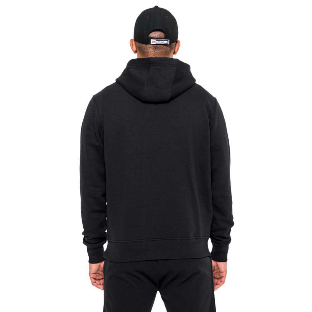 Sweatshirts New-era Oakland Raiders Pullover Team Logo Hoodie