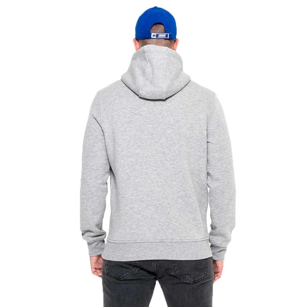 new era ny giants pullover team logo hoodie buy and offers. Black Bedroom Furniture Sets. Home Design Ideas