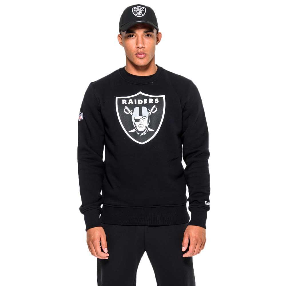 New era Oakland Raiders Team Logo Crew Neck