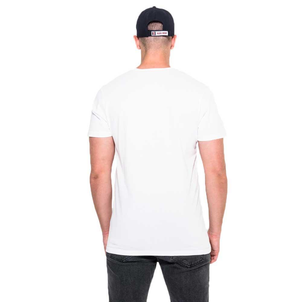 T-shirts New-era Mlb Logo Tee