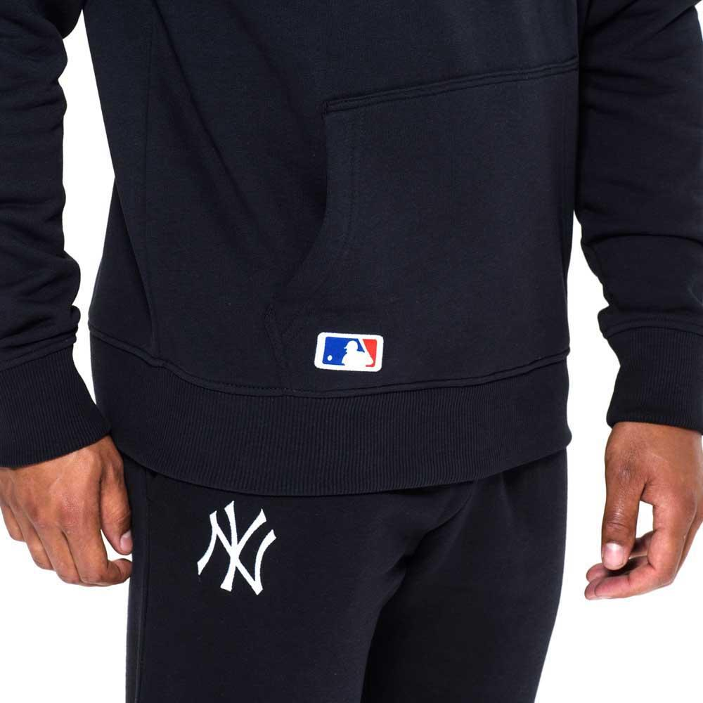 new era ny yankees pullover hoodie buy and offers on dressinn. Black Bedroom Furniture Sets. Home Design Ideas