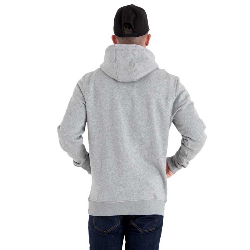 new era mlb logo pullover hoodie buy and offers on dressinn. Black Bedroom Furniture Sets. Home Design Ideas