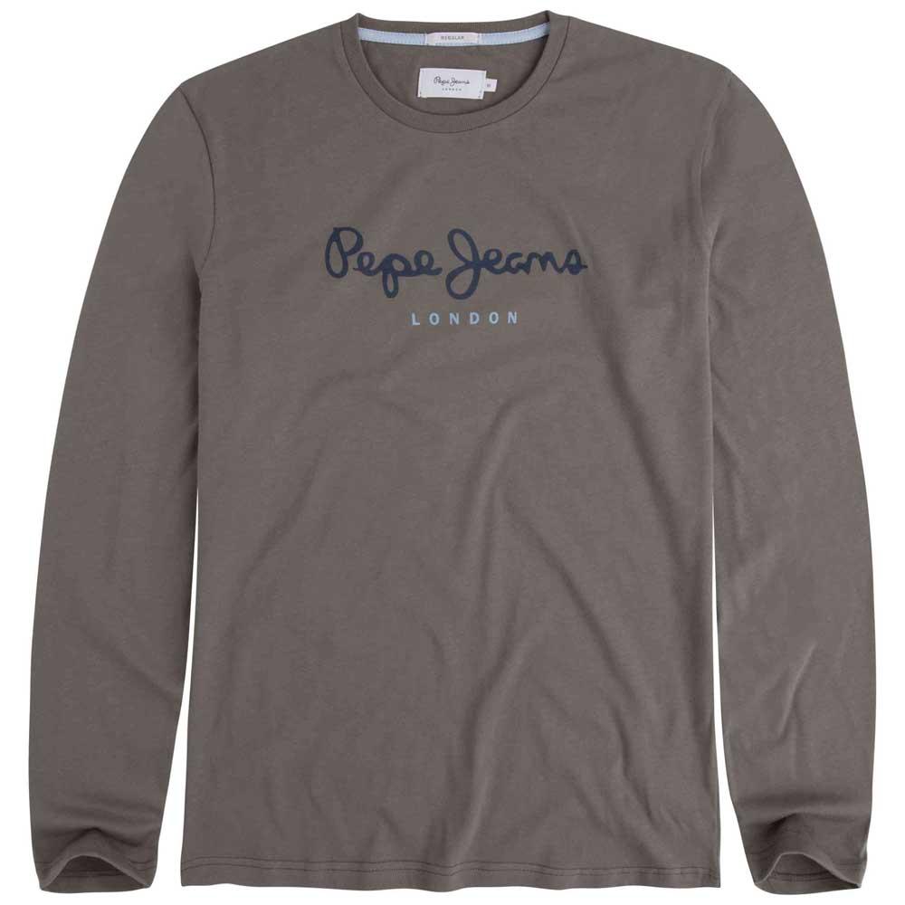 9ef6e64c540 Pepe jeans Eggo Long - Orange buy and offers on Dressinn