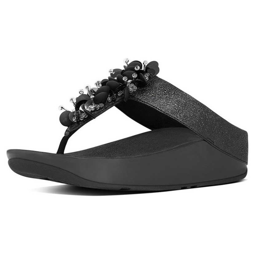 56ea4e73625 Fitflop Boogaloo Toe Post Black buy and offers on Dressinn
