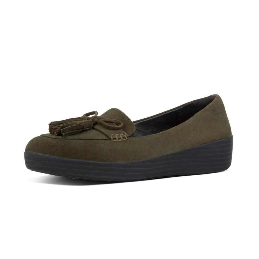 Fitflop Tassel Bow Loafer